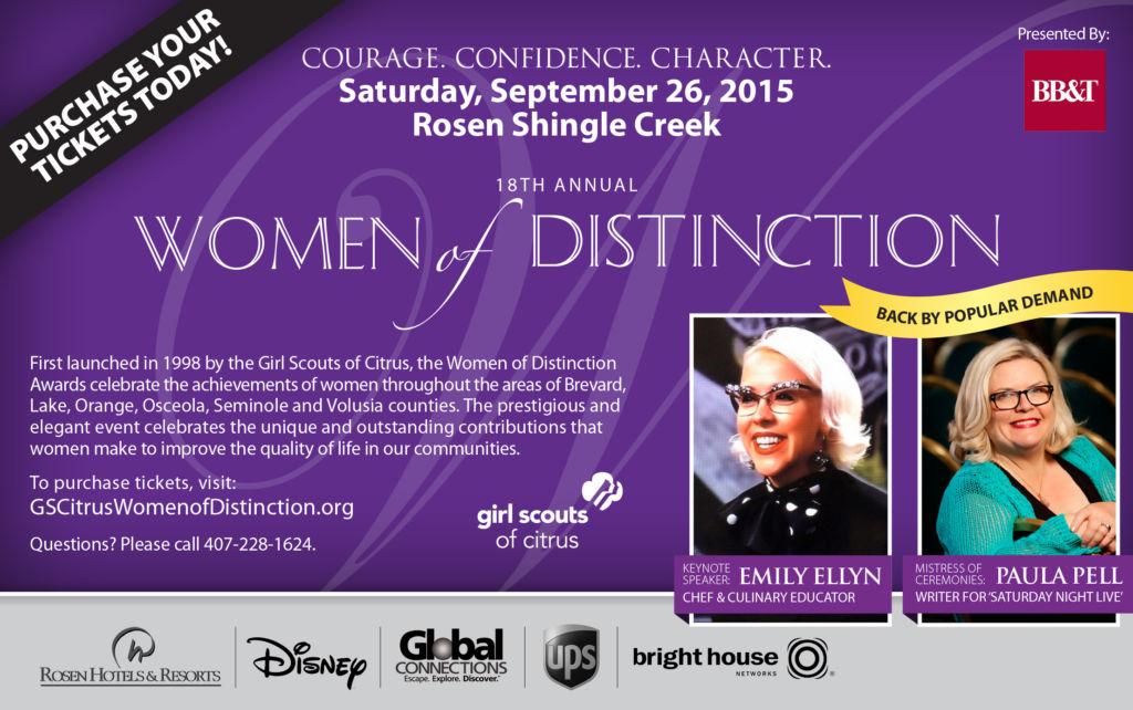 Women Distinction 9.26