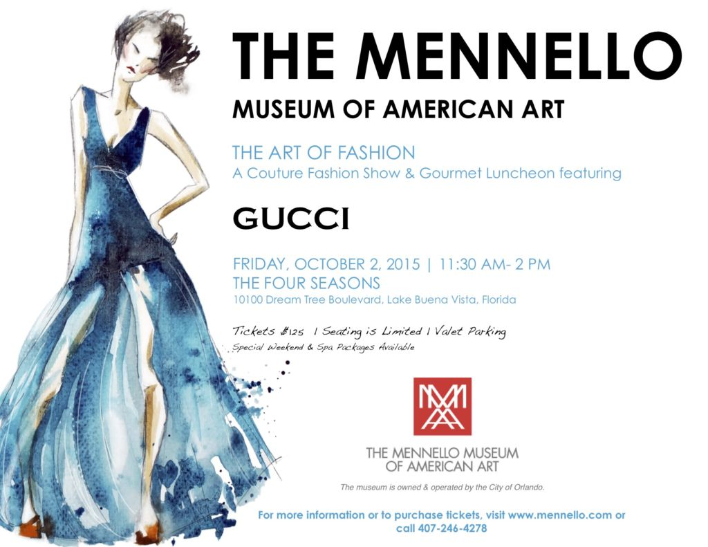 Mennello Fashion Show - 10.2