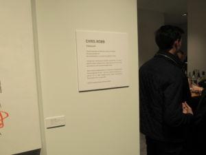 """Chris Robb's """"Continuum"""""""