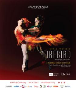 Orlando Ballet the Firebird