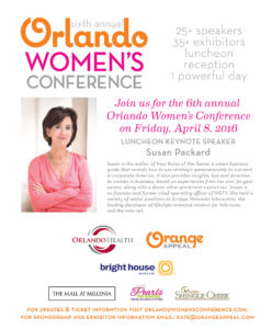 sixth annual Orlando Women's Conference