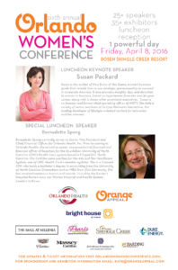 6th annual orlando womens conference