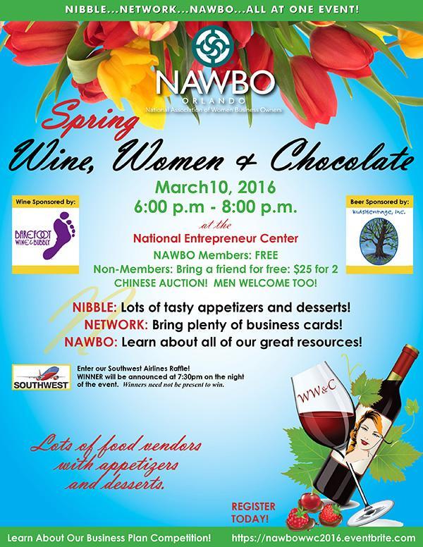 Wine, Women, Chocolate