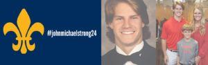 John Michael strong hashtag