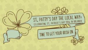 St. Patrick's Day in Orlando