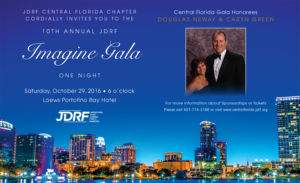 10th annual JDRF imagine gala