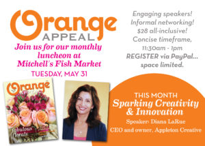 Orange Appeal's Ladies Luncheon may 2016