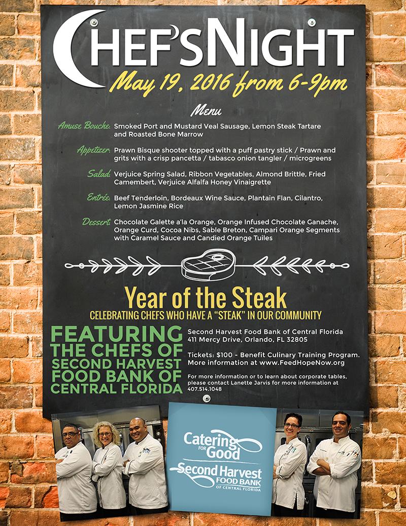 Chef's Night 5.19