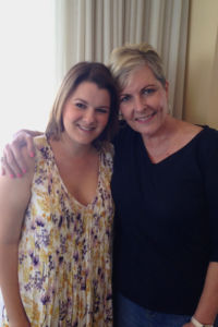 Christi Ashby and Kate Slentz