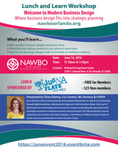 NAWBO Lunch and Learn Workshop 2016