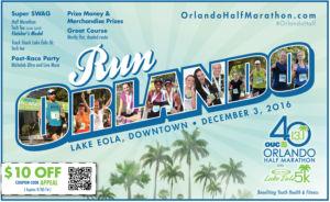 Run Orlando OUC Orlando Half Marathon 2016