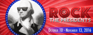 rock the presidents