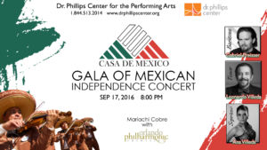 gala of mexican independence concert 2016