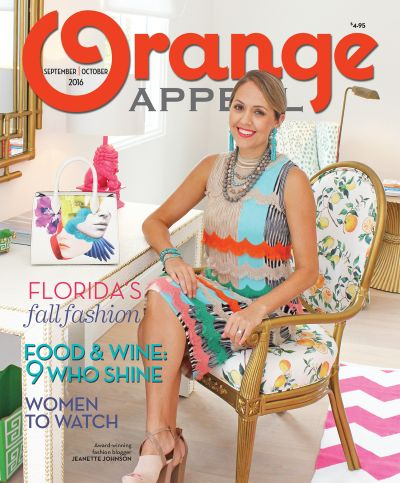 Orange Appeal September October 2016