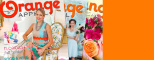 orange appeal magazine header