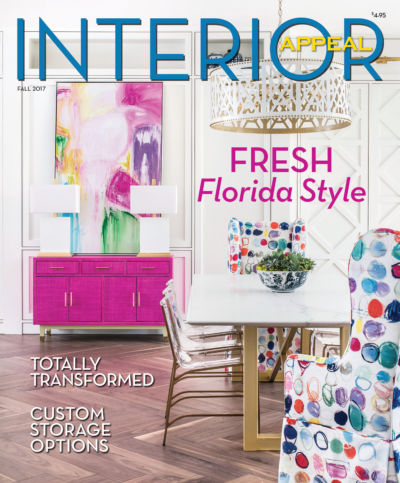 Interior Appeal Magazine | Orlando Interior Design | Orange Appeal